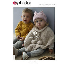 Phildar Magazine 'collection maternelle' N° 177