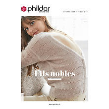 Phildar Magazine 'Fils nobles' N° 179