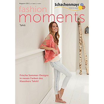 Schachenmayr Heft Fashion Moments Nr. 030