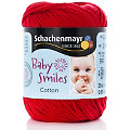 Schachenmayr Wolle Baby Smiles Cotton, rot