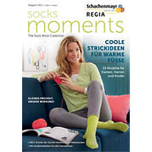 Socks Moments Nr. 001 - The Sock Wool Collection