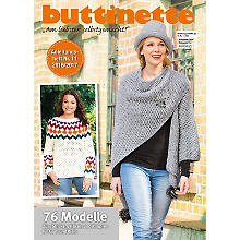 buttinette Anleitungsheft Nr. 11