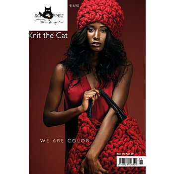 Schoppel Heft 'Knit the Cat Nr. 8 - WE ARE COLOR'