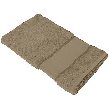 buttinette Handtuch, taupe