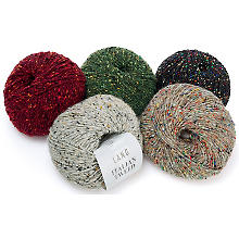 Lang Yarns Wolle Italian Tweed
