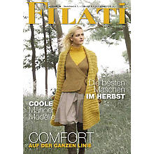 Lana Grossa Heft 'Filati Journal Herbst/Winter Nr. 54'