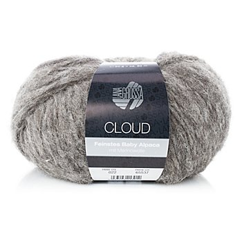 Lana Grossa Wolle Cloud, taupe