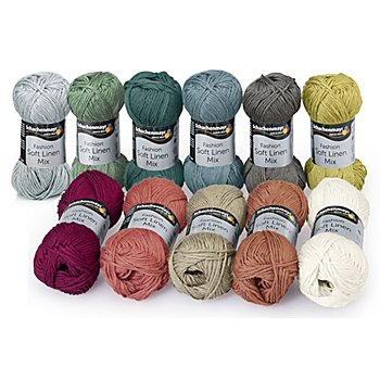 Schachenmayr Wolle Soft Linen Mix