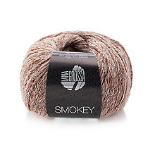 Lana Grossa Wolle Smokey, terra color