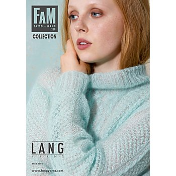 Magazine Lang Yarns FAM 259 'Collection'