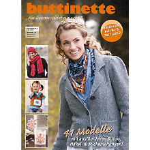 buttinette Anleitungsheft Nr. 6