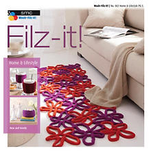 Heft Filz-it! No. 002 'Home & Lifestyle'
