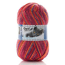 Opal Wolle 6-fädig Daydream Color