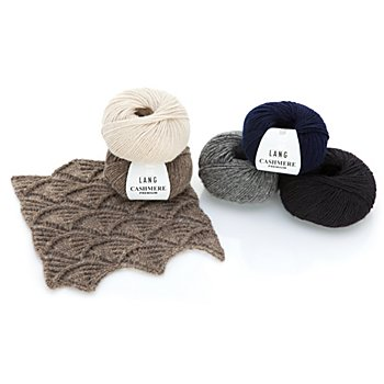 Lang Yarns Wolle Cashmere Premium