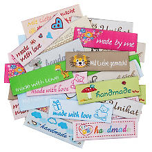buttinette Label-Set