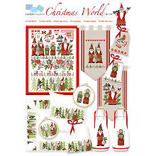Livret broderie 'Christmas World'