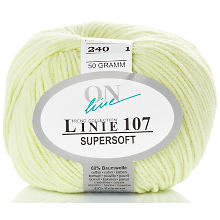 Online Wolle, Linie 107, Supersoft Uni