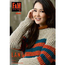 Heft 'Lang Yarns FAM 225 Collection 'Urban'
