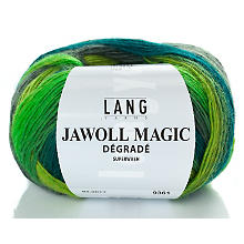 Lang Yarns Sockengarn 'Jawoll Magic Dégradé'