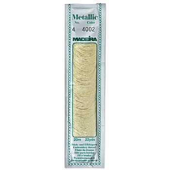 MADEIRA Sticktwist 'Metallic 4', gold