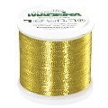 "MADEIRA Stickgarn Metallic ""Brilliant"", Stärke 40, 200 m-Spule, gold"