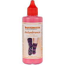 buttinette 'Sockenbremse', 100 ml, rot