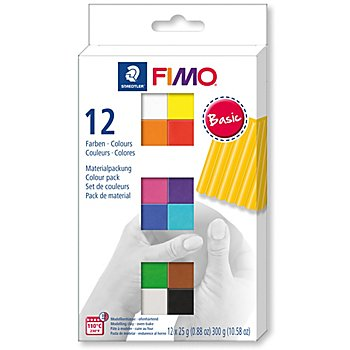 Fimo-Soft 'Basisfarben-Set'