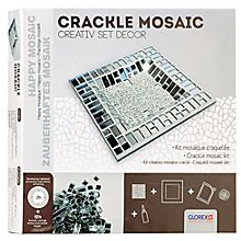 Crackle-Mosaik-Set 'Schale'