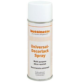 buttinette Universal-Decorlack-Spray