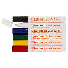 buttinette Set de feutres, 4 mm