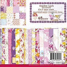 Mini-Scrapbookingpapier-Block