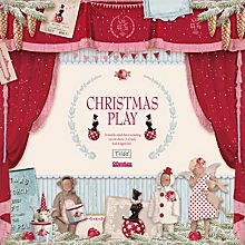 Tilda Papierblock 'Christmas Play'