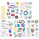 "Folia Paper Patches ""Aquarell"", 6 Blatt"