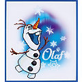 "Disney Diamantstickerei-Set ""Olaf"""
