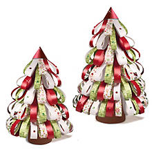 Ursus Paper Christmas Trees 'Traditional'