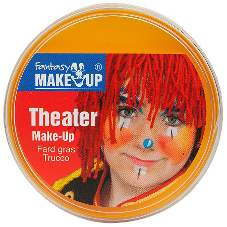FANTASY Theater-Make-Up, gelb