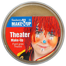 FANTASY Theater-Make-Up, gold