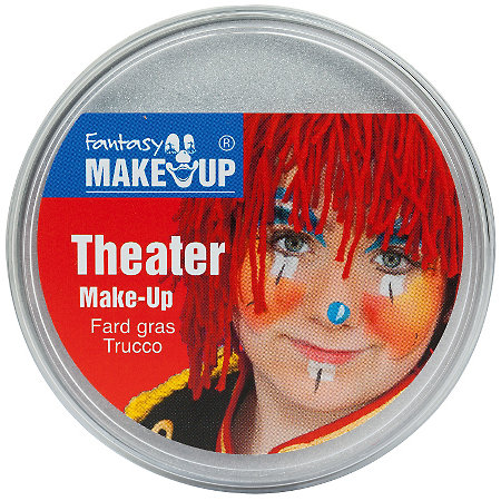 FANTASY Theater-Make-Up, silber