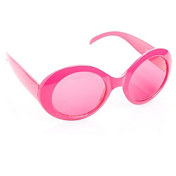Brille Sixties, pink