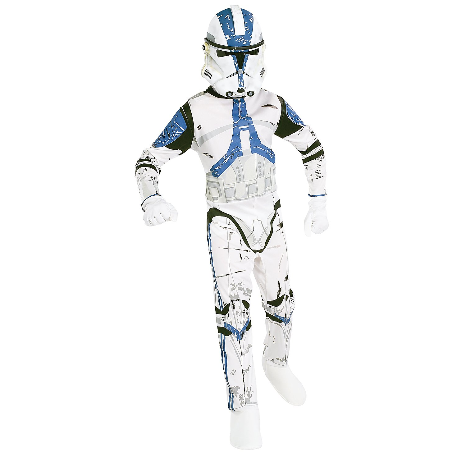 Star Wars Clone Trooper Kostüm für Kinder