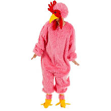 buttinette Crazy Chicken-Overall, pink