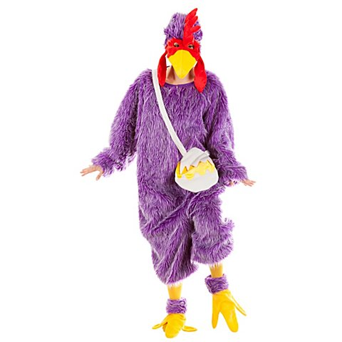 Crazy Chicken-Overall, lila