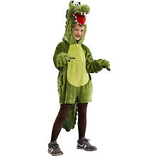buttinette Déguisement 'crocodile' enfant