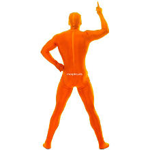 Morphsuit, orange