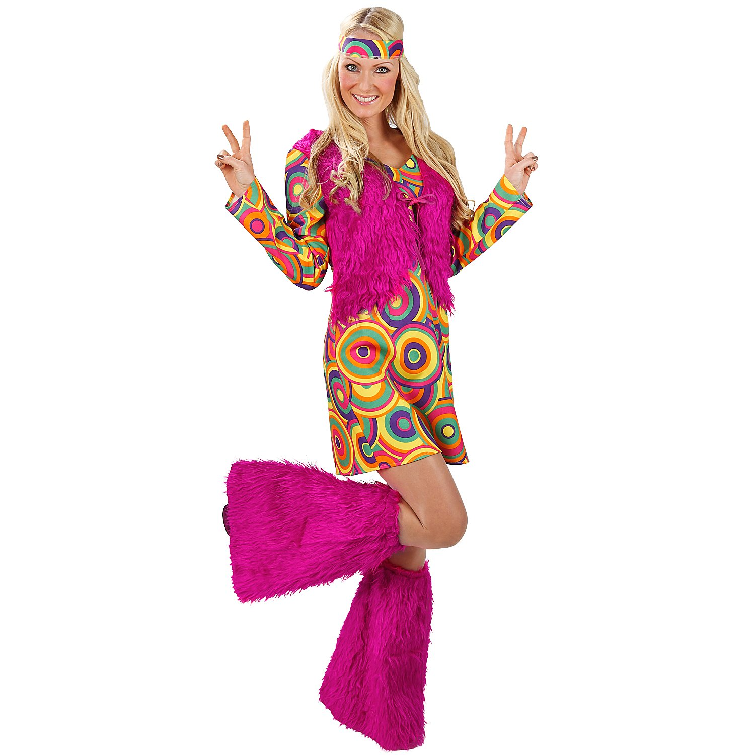 Hippie Kostum Summertime Online Kaufen Buttinette Fasching Shop