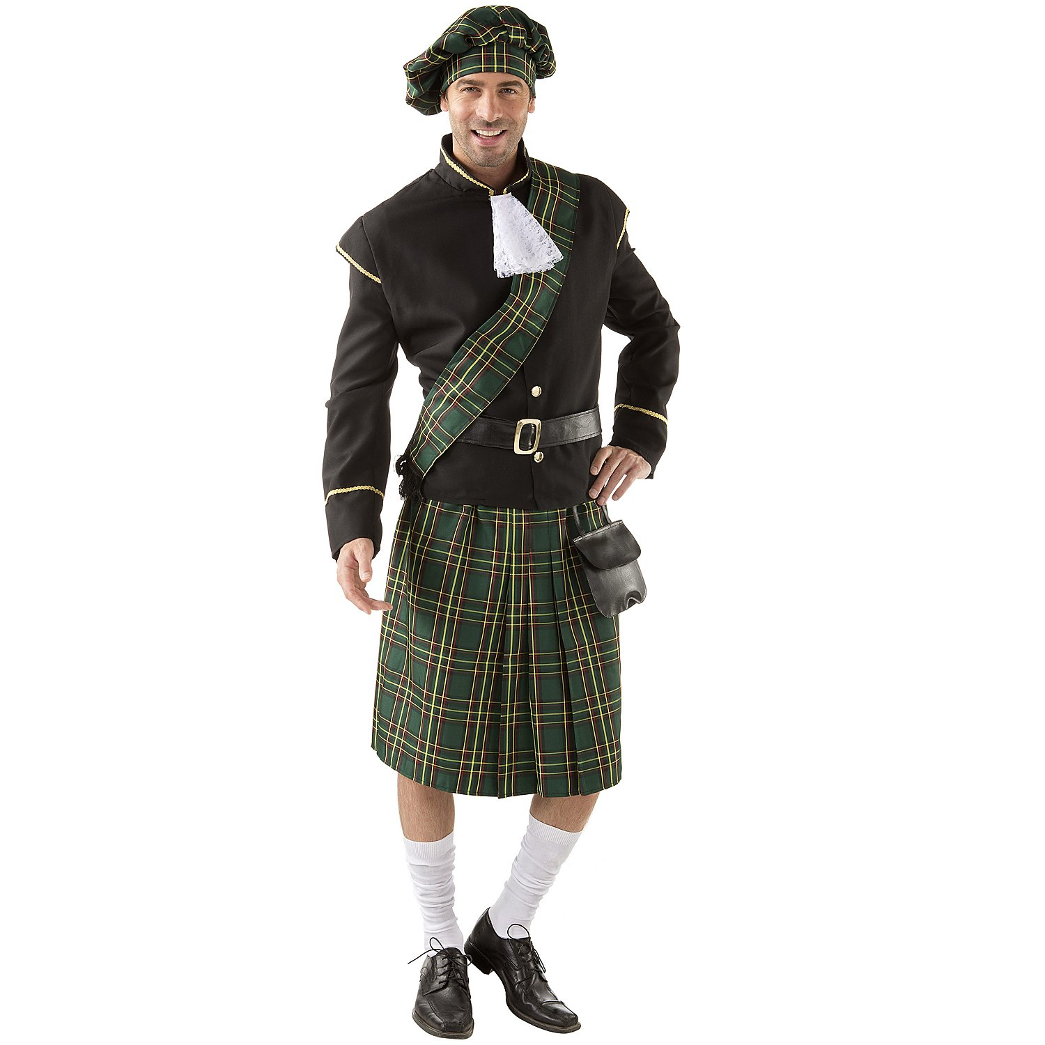 costume homme kilt. Black Bedroom Furniture Sets. Home Design Ideas