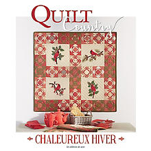 Livre 'Quilt Country'