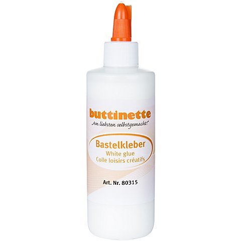 buttinette Bastelkleber, 200 ml