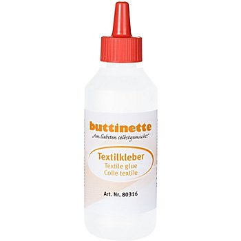 buttinette Textilkleber, 250 ml