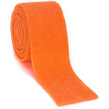 Filzband, orange, 7,5 cm, 3 m